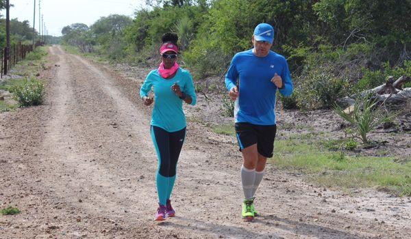Why Phindi Gule and Kevin Burley ran 9000km across KZN  #RunKZNWithUs #newbalance #ultrarun #explore #africa