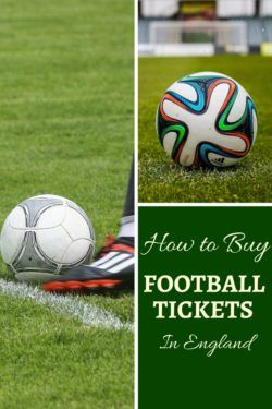 Football in England is a religion and a must if you're a tourist or living in the UK. Here are a few tips as to how to buy football tickets in England.