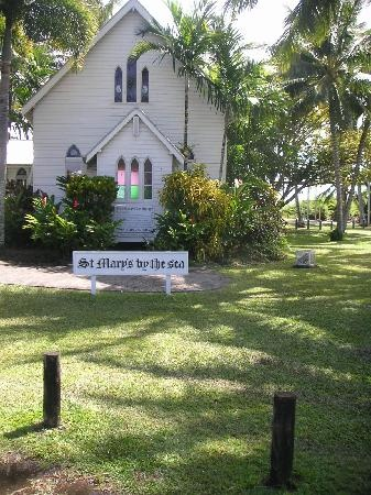 St Mary's By The Sea in Port Douglas Queensland