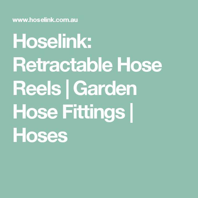 Best 25+ Hose reel ideas on Pinterest | Garden hose hanger ...