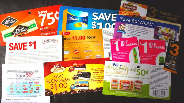 Canadian Coupons! The Flying Couponer Coupon Giveaway