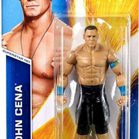 Wal-Mart.com USA LLC  WWE Wrestling Series 55 John Cena 6 Action Figure #61
