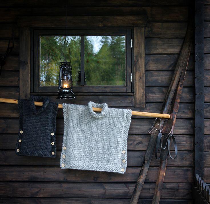 #handwork #kutominen #knitting #azelpullover #pullover #novitaknits #koukkujapuikko #hookandneedle