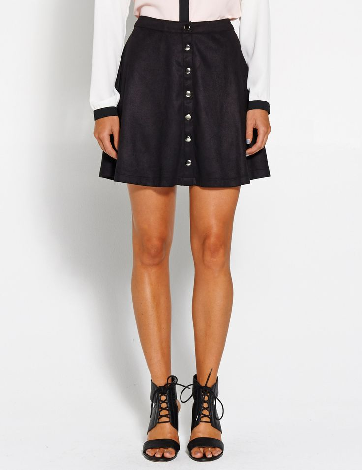 Woodlands A-Line Skirt | Dotti