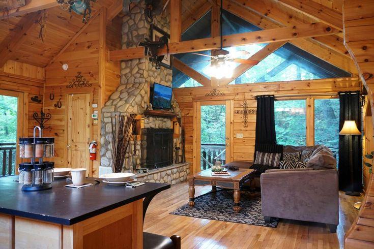 192 Best Honeymoon Cabins In The Smokies Images On