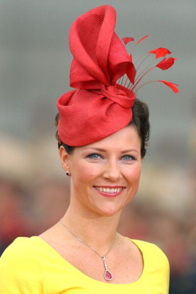 Princess Martha-Louise. Compare fascinator hat styles on Amazon at http://buyfascinatorhats.com