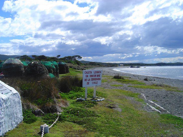 Isla Lennox, Chile.
