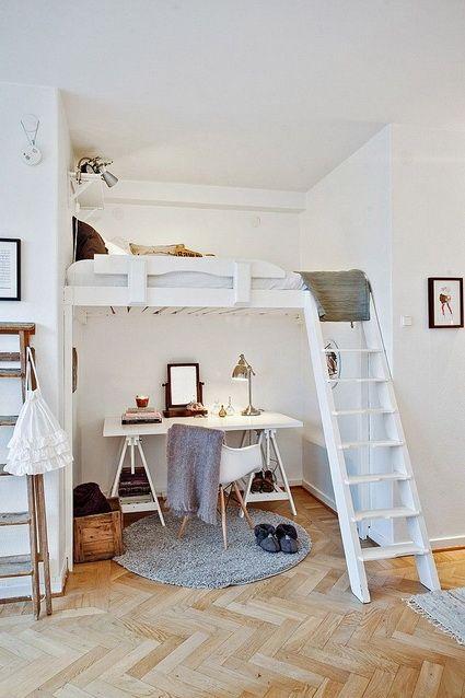 Ideas para decorar pisos tipo loft - Decoración de Interiores y Exteriores - EstiloyDeco