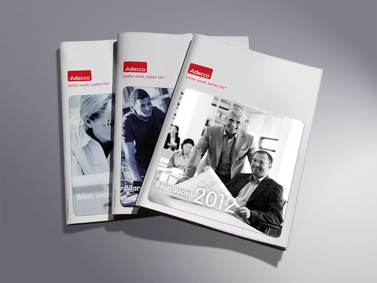 Rapports annuels Adecco