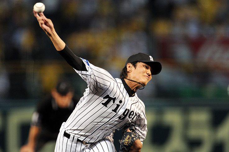 藤浪晋太郎が「エース」になった日。鶴岡の一言に滲んだチームの空気。 - プロ野球 - Number Web - スポーツ総合雑誌ナンバー公式サイト