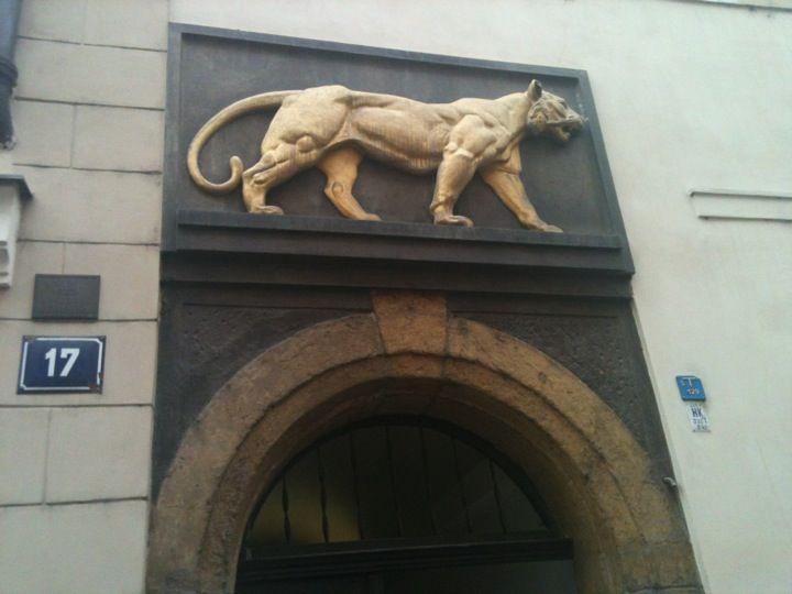U Zlatého tygra w Praha, Hlavní město Praha