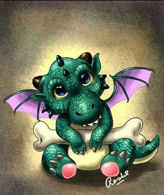 Could this be my baby dragon tattoo!