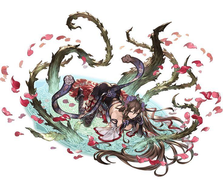 [蒼麗の薔薇]ロゼッタ