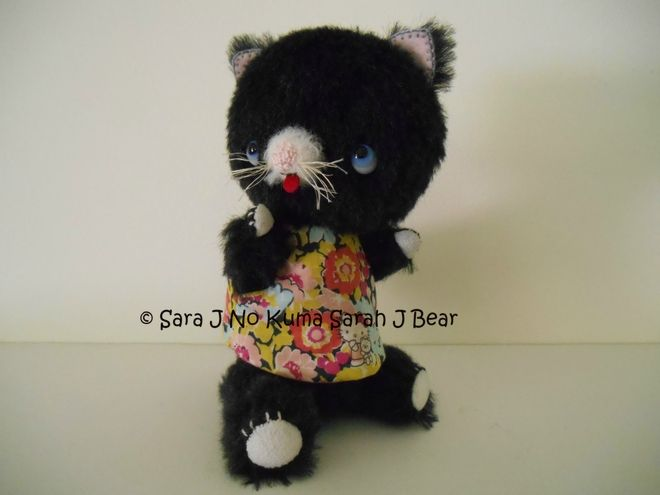 ADOPTED Kimi by Sara J No Kuma Sarah J Bear