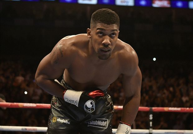 Anthony Joshua's next fight will be against... Eric Dier?!