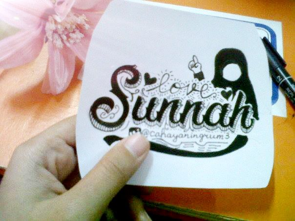 #love #sunnah #kaligrafina #belmen #tipografi #salaf #handdrawn #handlettering #handwriting