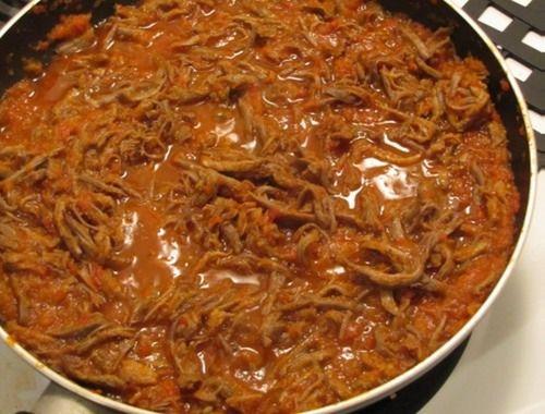 Venezuelan Shredded Beef