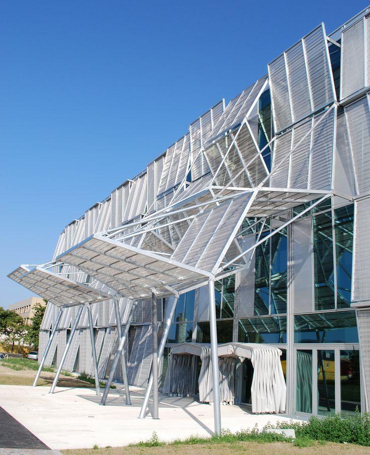 Epfl 39 s zigzagsproject ecole polytechnique f d rale de for Architecture suisse