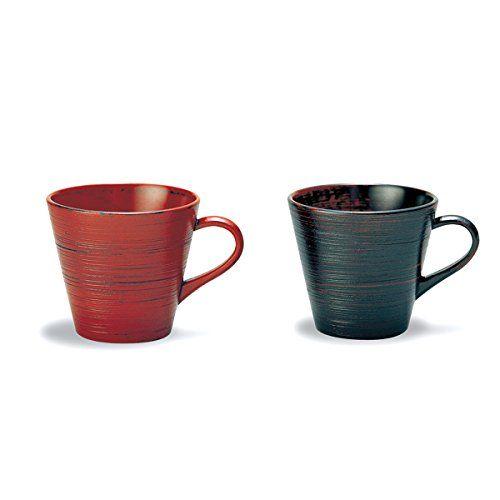 Classic Urushi Wooden Pair Mug from Japan (Black/Red) Mejiro Co. http://www.amazon.com/dp/B00XRA6YDM/ref=cm_sw_r_pi_dp_Fb3vvb04R1MXV