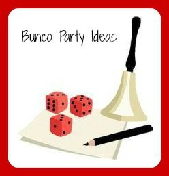 Lots of gerat ideas to help you plan a fun bunco gathering for you and your friends.