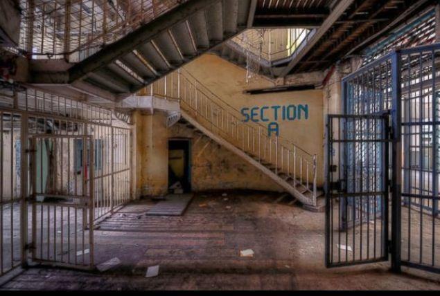 Abandoned prison #1