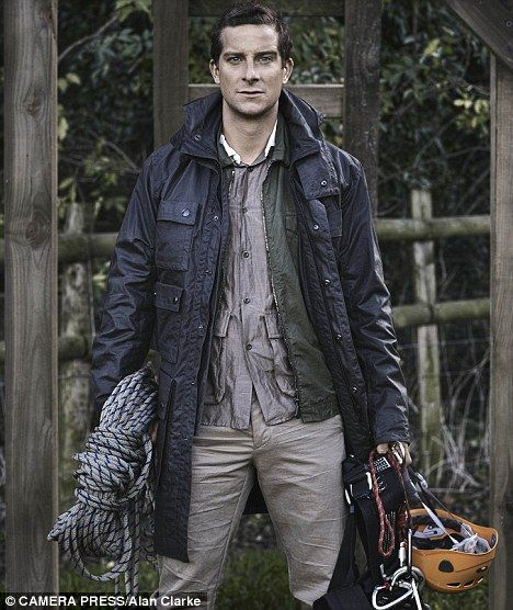 If I were to go to a desert island and could only take one thing, that one thing would definitely be Bear Grylls ;-)