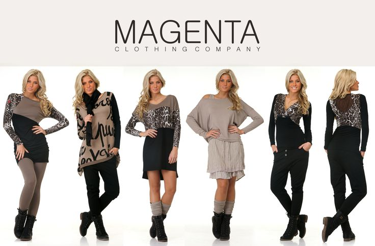 Magenta Weekly Preview ---2013 Fall--- #fashion #collection #fall #women #womenfashion #animalpattern