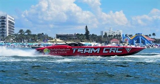 2016 Clearwater Super Boat National Championship