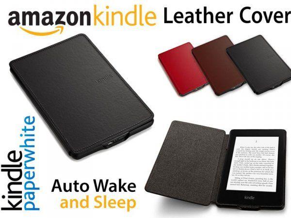 Skórzane Etui Amazon Kindle Paperwhite Cover FV GW (4401802593) - Allegro.pl - Więcej niż aukcje.