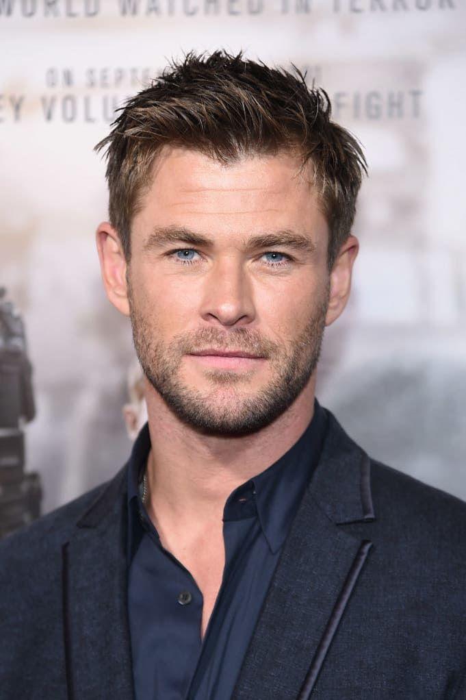 Chris Hemsworth In 2020 Chris Hemsworth Thor Manner Frisur Kurz Haar Frisuren Manner
