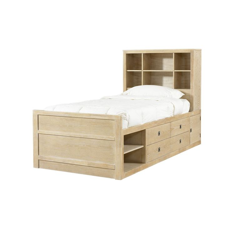 twin beds with storage - this is what the boys need