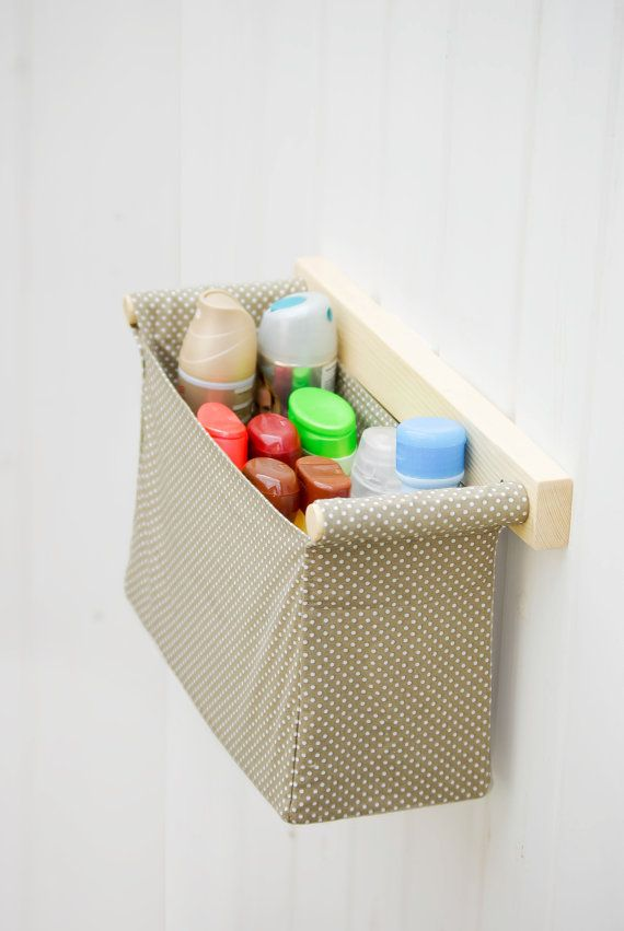 Organisateur de mur monté papier de toilette, rangement salle de bain, sur le stockage de toilette, rangement utilitaire  Idée rangement maltais pour