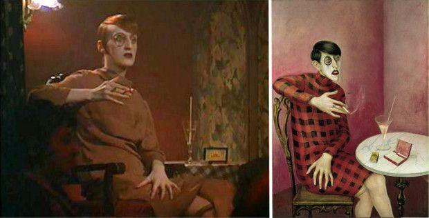 Cabaret-1976-Otto-Dix-Portrait-Sylvia-von-+Harden-1926+(2)