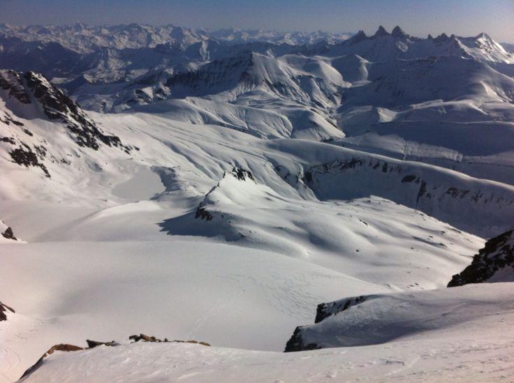 Glacier des Malatres