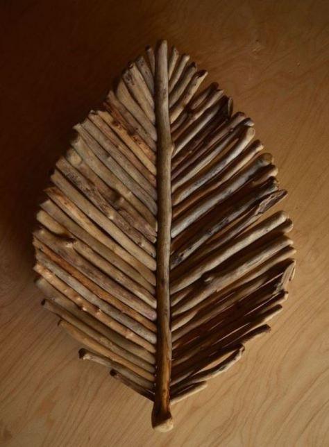 30 Ideen für kreatives Treibholzdekor