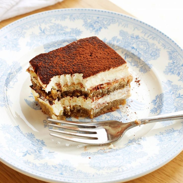 This No Bake Tiramisu Icebox Cake is the easy to make version of a traditional Italian Tiramisu, without raw eggs! Recipe on thebusybaker.ca