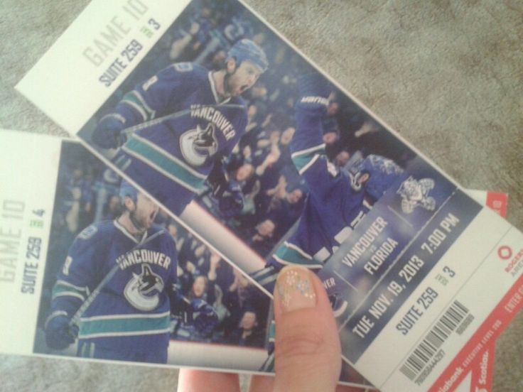 sweet tickets
