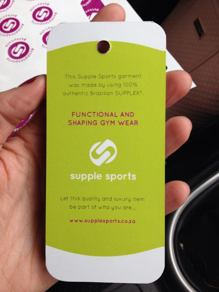 Supple Sports for Functional and Shaping Gym Wear
