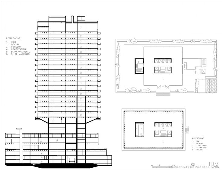 terrazas de edificios altos de mario roberto alvarez - Buscar con Google