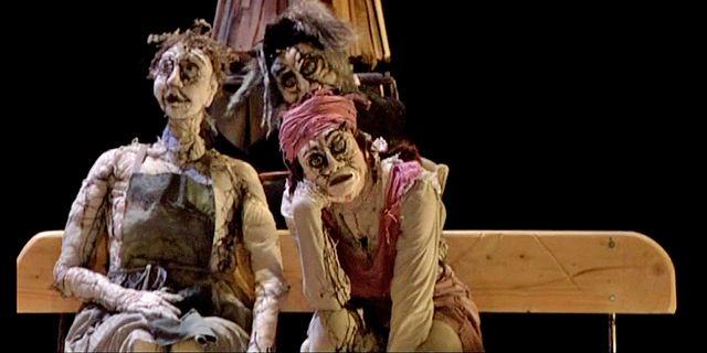 """""""LeCoeur Cousu"""", marionnettes et théâtre d'objets, la dernière création du théâtre de la Licorne adapte le roman de Carole Martinez"""