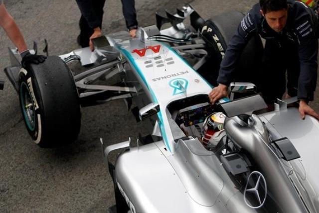 Formule 1, essais libres à Monza: Mercedes devant Ferrari