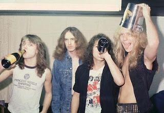 early metallica | OtakuYousai: Banda:Metallica