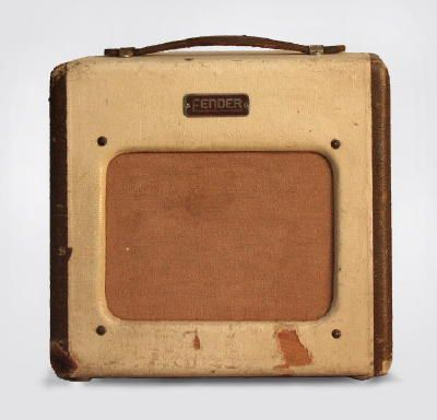 awesome vintage fender amp