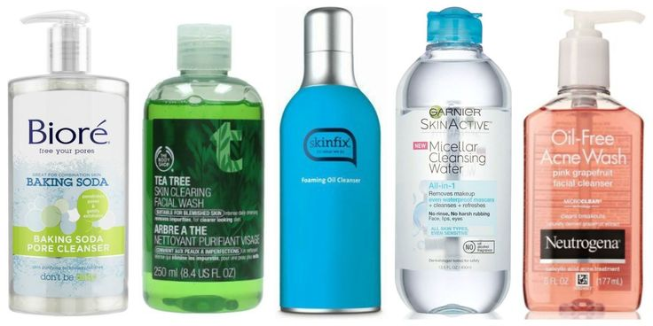 Find the Best Facial Cleanser for Your Skin Type - Redbook.com