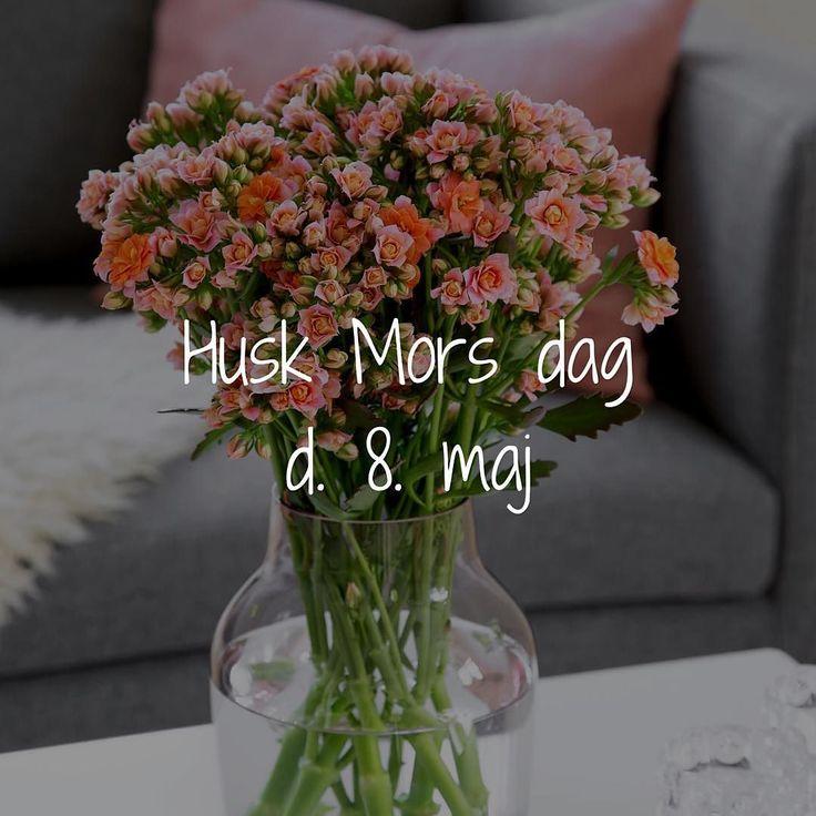 Det er snart tid til at forkæle en meget speciel kvinde. Har du tænkt over hvad du vil overraske hende med?     #morsdag #blomster #kalanchoe #queen #chokolade #oplevelser #overraskelse #kærlighed #mor #gave #glæde #familie #blomstringsgaranti #mademydaydk by mademyday.dk