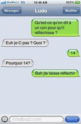 blague a raconter entre amis