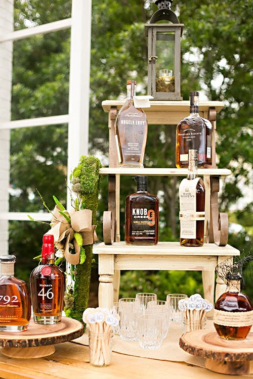 From a Beer Bar to a Cigar Bar: 5 Cool Reception Ideas to Impress Your Groom
