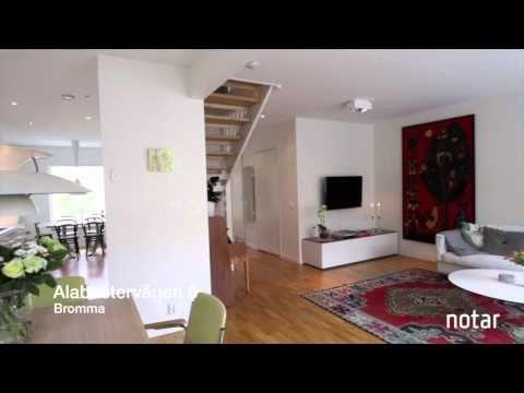 Såld, 5 rum · 127m2, Bromma Beckomberga : Via Notar mäklare Bromma / Spånga