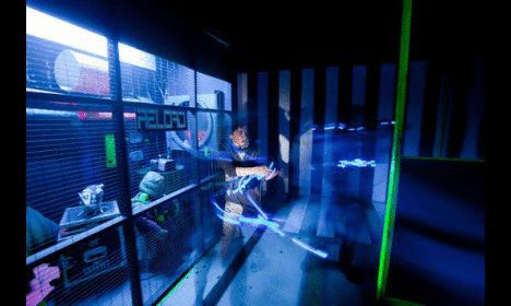 Laserzone - Laser Tag and Amusement Centre on the Sunshine Coast
