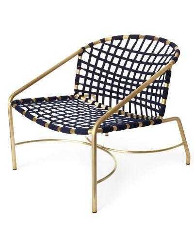 Brown Jordan gives designer Tadao Inouye's classic 1956 outdoor chair an update